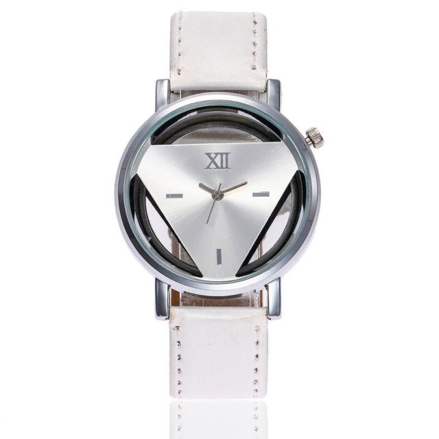 Hot Sale Saat Clock Watches Women brand Fashion dress ladies Watches Leather Sta
