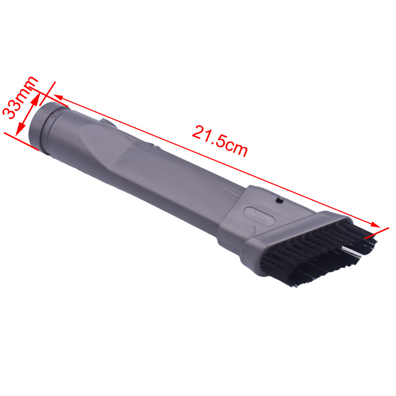 Image 5 - 7x Attachment Crevice tool Combination tool bristle brush Kit replacements for dyson V7 V8 adapter Tool kit vacuum cleaner partscleaner partsvacuum cleaner partscrevice tool -