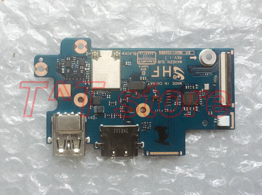 все цены на original for NP900X5L 900X5L NP900X5M 900X5M USB HDMI LAN Board BA41-02496A test good free shipping
