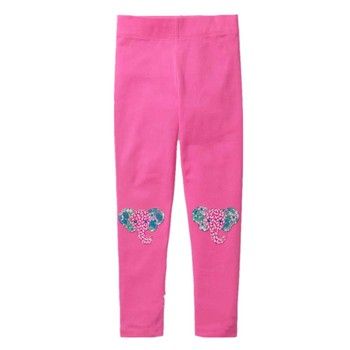 Unicorn Print Leggings for Girls