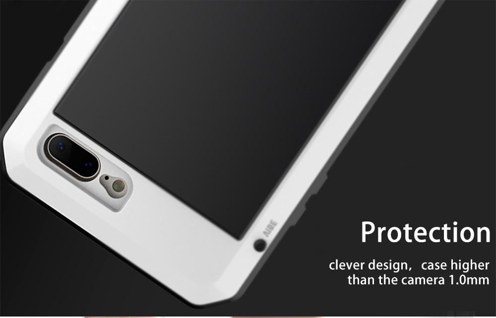 HTB1RjmoeFGWBuNjy0Fbq6z4sXXak Heavy Duty Protection Doom armor Metal Aluminum phone Case for iPhone 11 Pro Max XR XS MAX 6 6S 7 8 Plus X 5S 5 Shockproof Cover