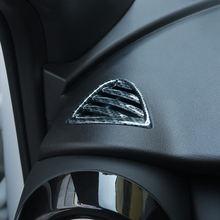 Abs углеродное волокно автомобиля небольшой воздушный выход