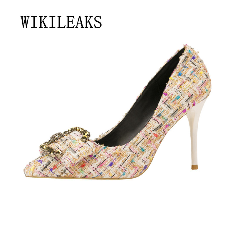 women shoes stiletto fetish high heels sexy pumps formal wedding ladies shoes woman shoes 2019 spring high heels zapatos mujer