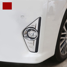 lsrtw2017 car styling stainless steel car front foglight trims for toyota alphard toyota vellfire 2015 2016 2017 2018 2019 lsrtw2017 car styling car front vent trims for toyota alphard toyota vellfire 2015 2016 2017 2018 2019