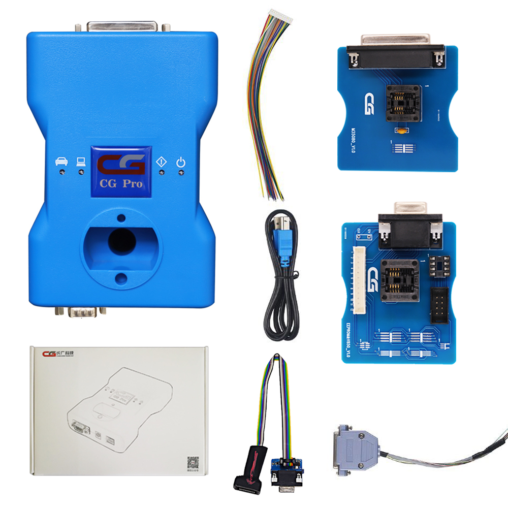 Image 2 - 2019 CGDI CG Pro 9S12 Freescale For BMW OBD2 Programmer New Generation of CG100  Auto Key Programming Scanner standard version on