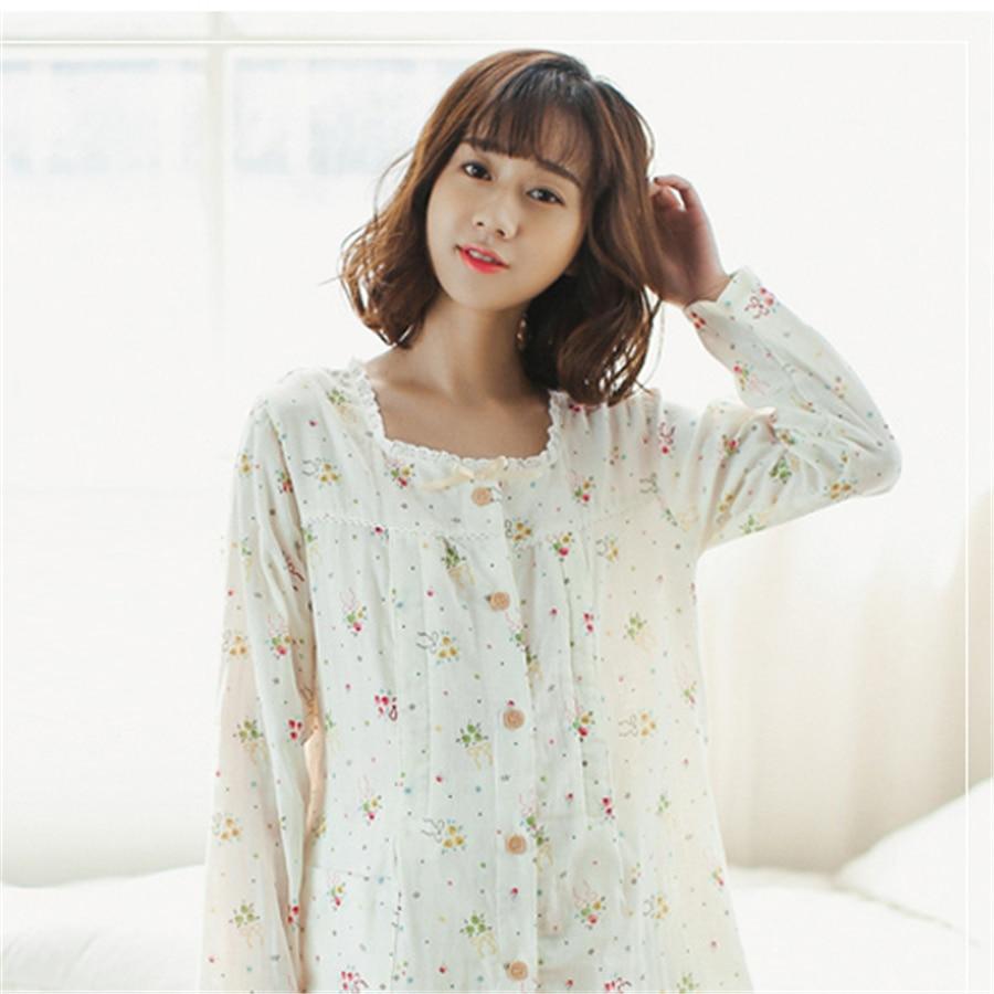 ФОТО   Summer Maternity Pajamas Nursing Set Pregnant Shirt Feeding Home Suit Soft Cotton Casual Maternity Clothes Pregnant 70M0151