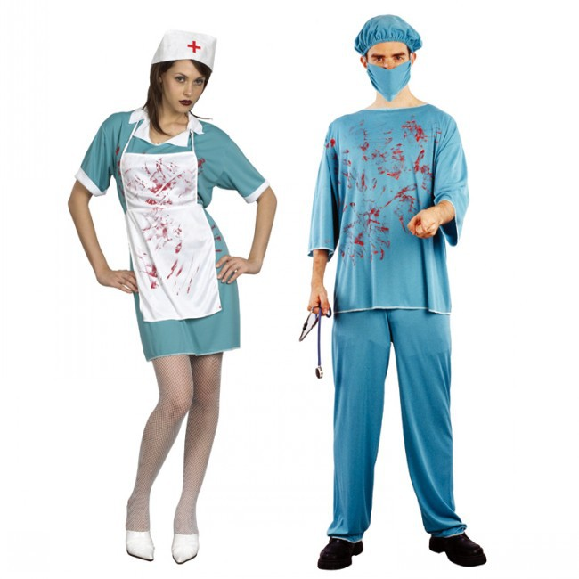 new adult halloween party cosplay horror clothes bloody scary girl nurse costume dress and doctor clothes on alibaba group