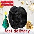 Новейшая нить из углеродного волокна PLA для 3D-принтера 1,75 мм, хорошая для DIY подарочной детской краски, нить 1 кг/2 фунта