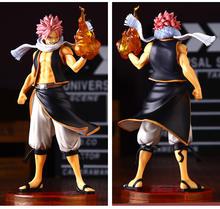 Fairy Tail Natsu PVC Action Figure Toy