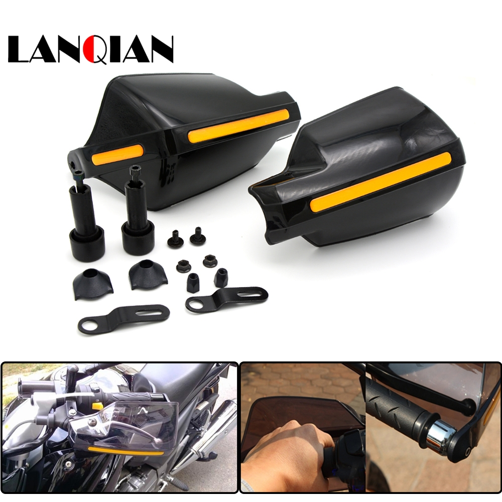 motorcycle with 22mm 7/8 Handbar Hand Guards  Dirt Bike Off Road Racing Hand Protect Gear for Honda Yamaha Kawasaki KTMmotorcycle with 22mm 7/8 Handbar Hand Guards  Dirt Bike Off Road Racing Hand Protect Gear for Honda Yamaha Kawasaki KTM