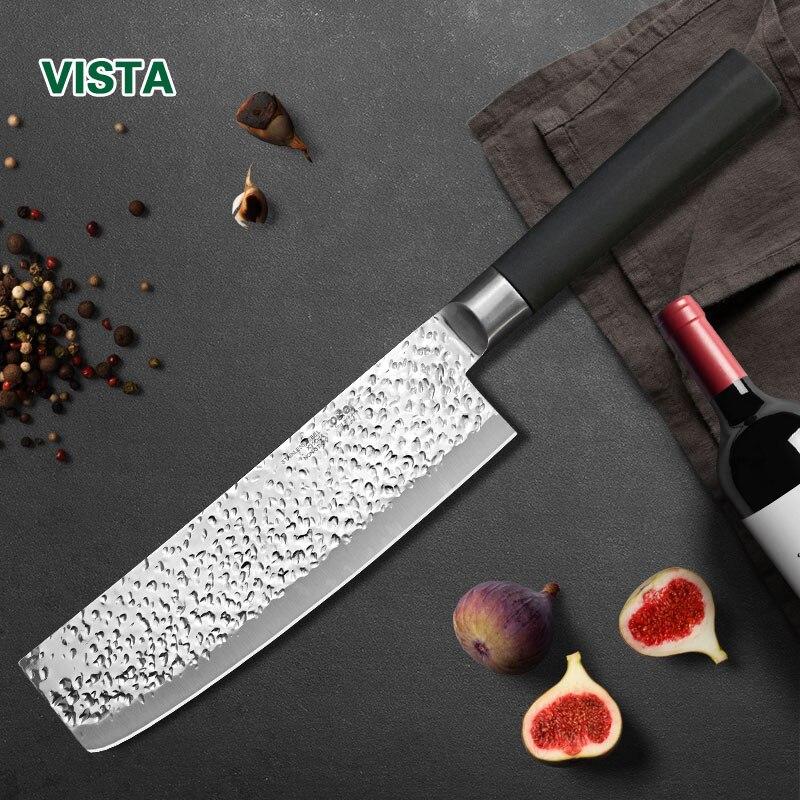 Chef messer küche messer Stahl 7