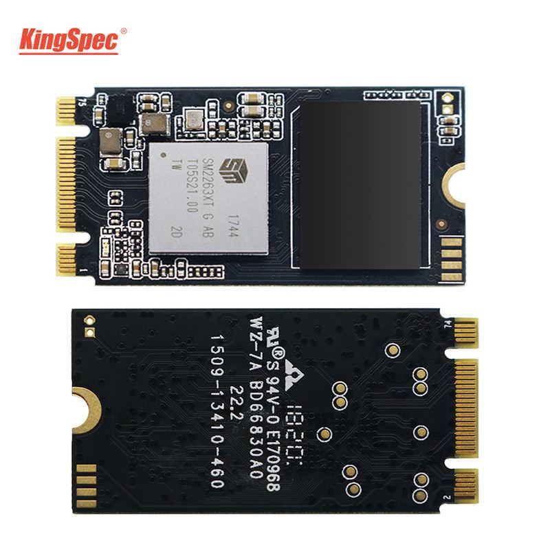 kingspec M 2 SSD PCIe 240gb 256GB 22*42mm hard drive m2 pcie NVMe Internal  Hard DriveFor T480/T470P/T580/L570/P52S/X280/T570