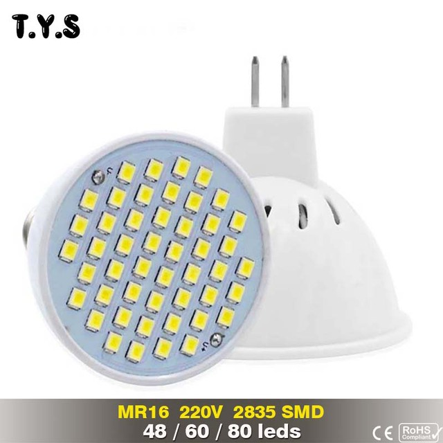 Aliexpresscom Buy Bombillas Led Mr16 Ampoule Led Spot Light Bulb - Lamparas-led-para-casa