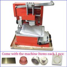 seal ink cup hand pad printer, simple pad printer, small pad printer free of shipping