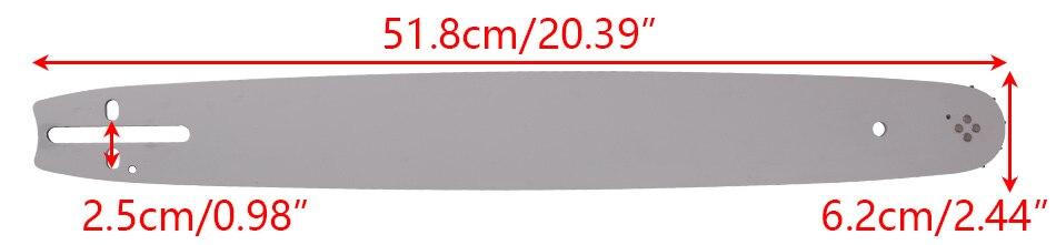 Pitch 18inch Bar 36 4