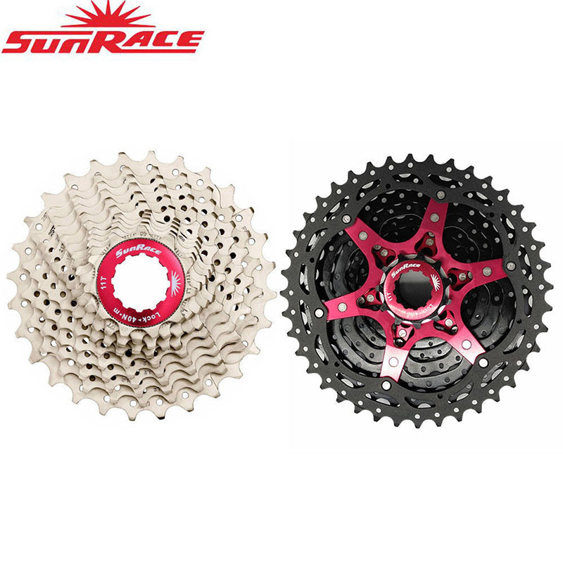 Sunrace ロードバイクカセット CSRX1 CSRX8 11 スピードフリーホイールフィットシマノ Sram 自転車アクセサリー  グループ上の スポーツ & エンターテイメント からの 自転車フリーホイール の中 1