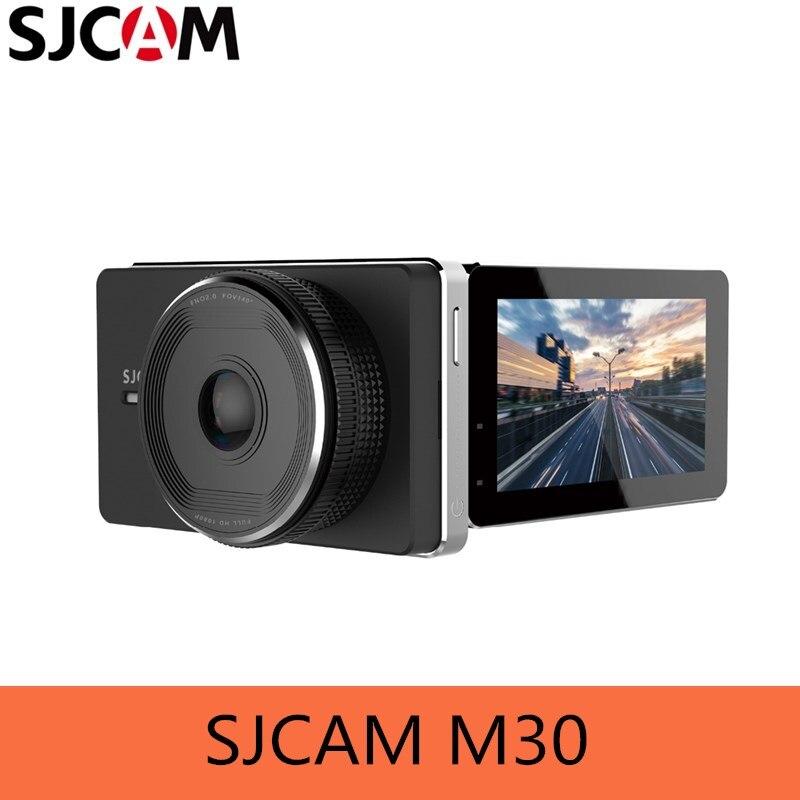SJCAM SJDASH M30 Sports Vehicle Dashboard Dash Cam Camera WiFi Video DVR Full HD 1080P 3.0 LCD Wireless WiFi 802.11b/g/n 2.4GHz