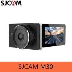 SJCAM SJDASH M30 Sports Vehicle Dashboard Dash Cam Camera WiFi Video DVR Full HD 1080P 3.0' LCD Wireless WiFi 802.11b/g/n 2.4GHz
