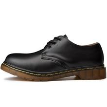Ботинки мужские martens зимние теплые зимние ботинки мужские кожаные ботинки ковбойские водонепроницаемые ботинки мужские мотоциклетные повседневные ботинки мужская обувь зимняя мартинсы сапоги туфли мартинс