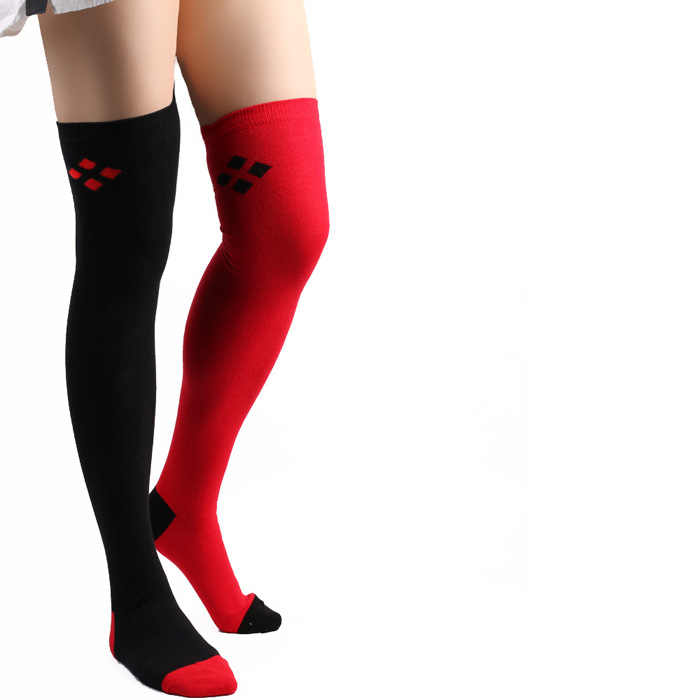 A Piair Long Sock Prop Girl Sockings Cosplay Props Fans Girl Friend Gift Fans Collection Gift Drop Ship