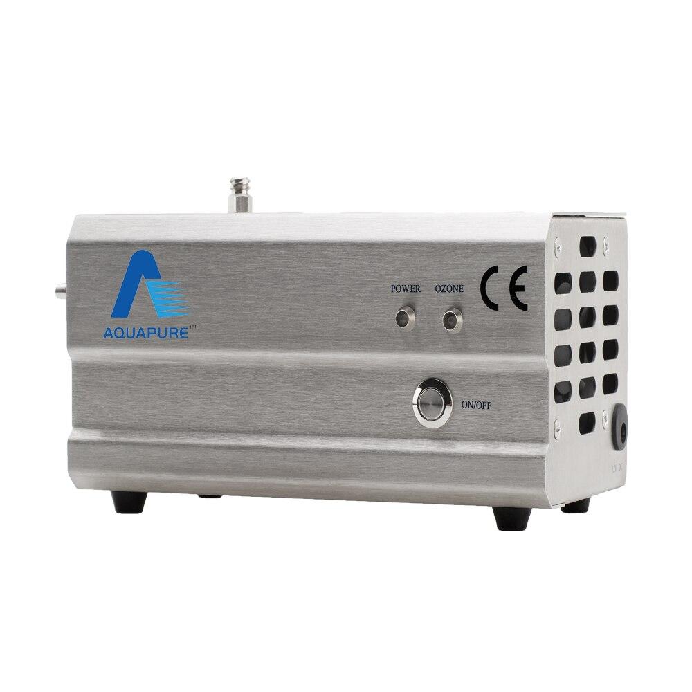 AQUAPURE 10 99ug mL Adjustable Portable Medical Ozone Generator Therapy Machine for Dental Treatment or Rectal
