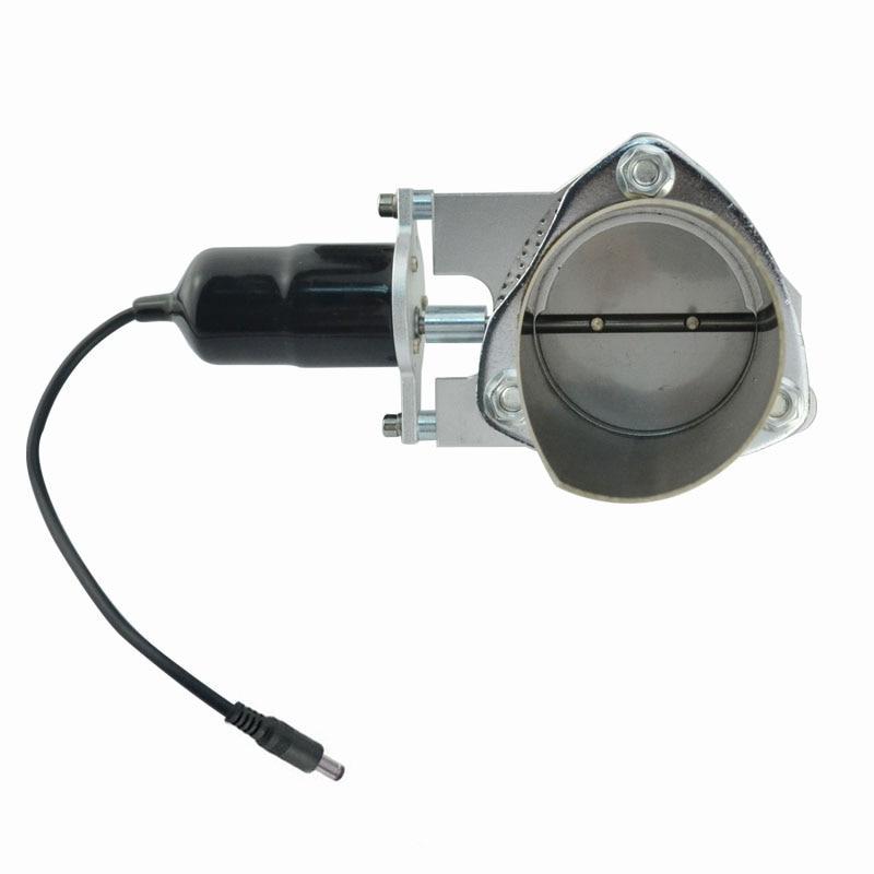 ESPEEDER 2,5 hüvelykes elektromos rozsdamentes kipufogó kivágás - Autóalkatrész - Fénykép 6