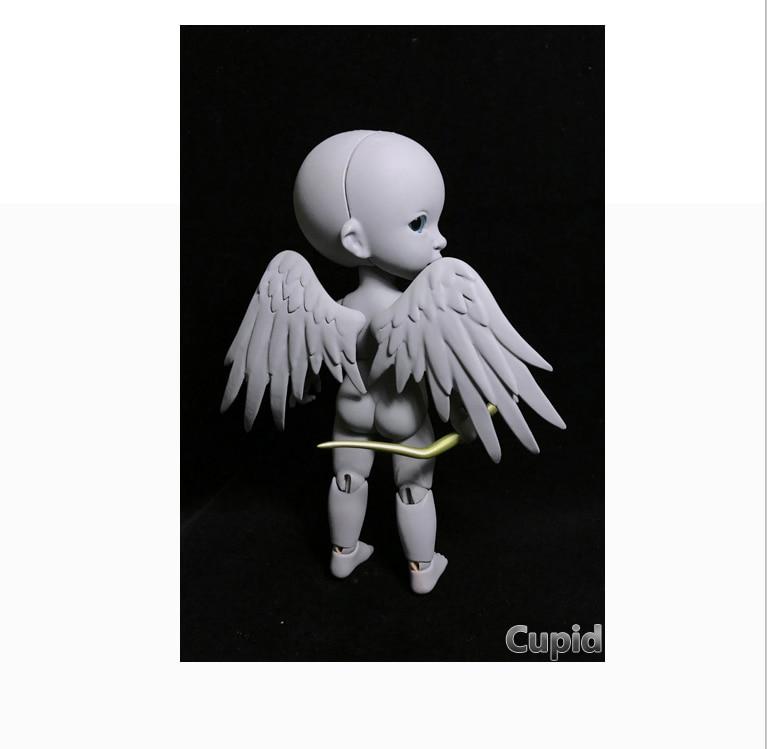Oyuncaklar ve Hobi Ürünleri'ten Bebekler'de Bjd bebek 1/8 Cupid yüksek kaliteli bebek'da  Grup 2