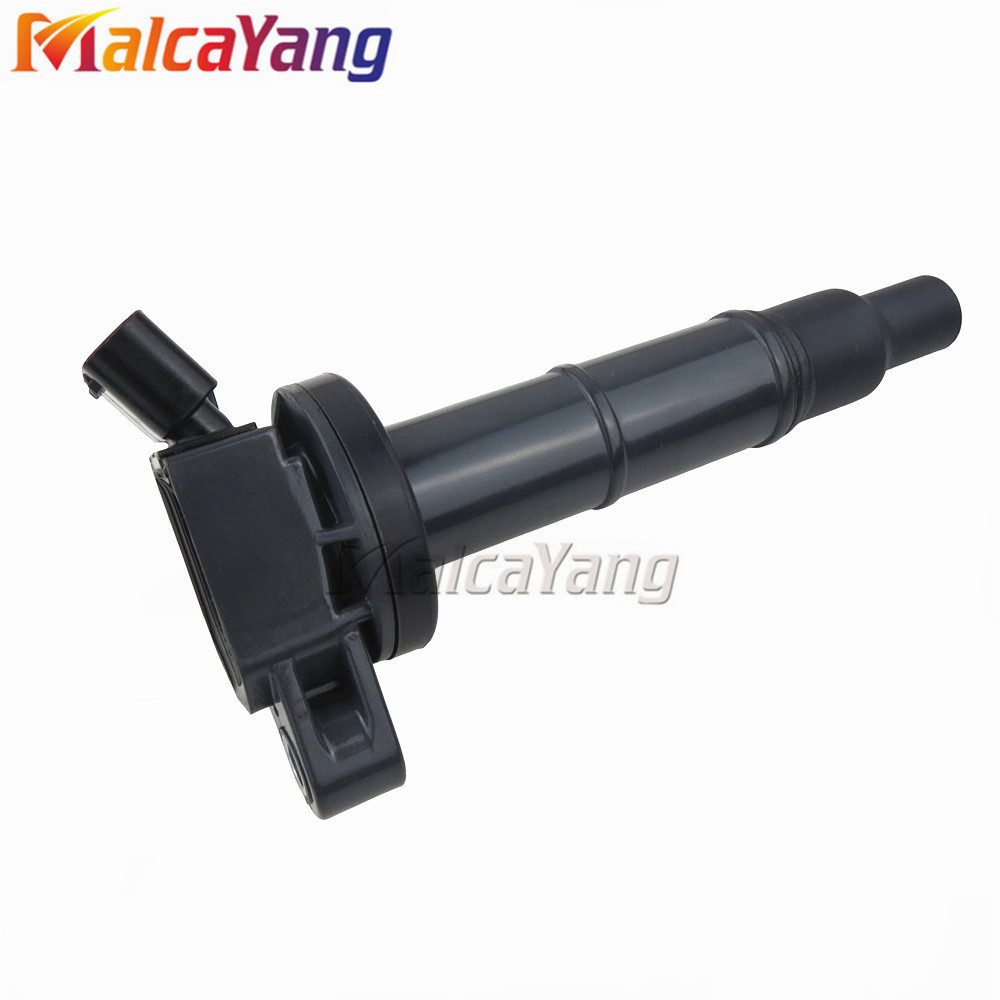 ABS Plastic Car Auto Ignition Coil Engine Ignition Coil for Camry Highlander RAV4 Lexus Scion 90919-02244 Ignition Coil