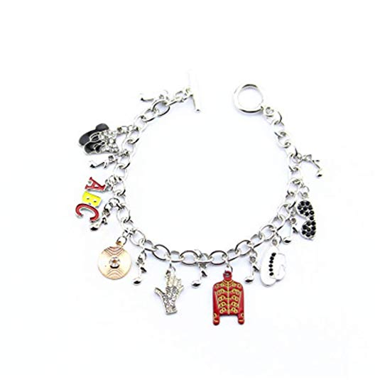 Michael Jackson Hand Chain Styles Michael Jackson Bracelet Memorial Collection  Fashion personality
