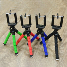 Flexible Octopus Digital Camera Tripod Holder Universal Gopro Mount Bracket Stand Display Support For Mobile Samsung