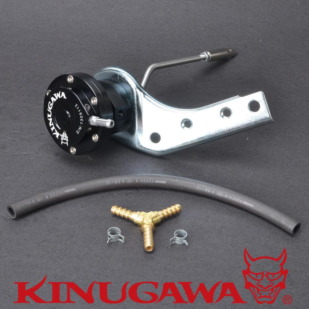 Kinugawa Adjustable Turbo Wastegate Actuator for TOYOTA 3S-GTE ST185 CT26 / SW20 CT20B 1.0 bar / 14.7 Psi
