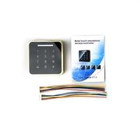 Metal RFID Reader 125kHz/13.56mhz Proximity Door   Access     Control   Keypad Support 3000 Users Electric Digital Password Door Lock