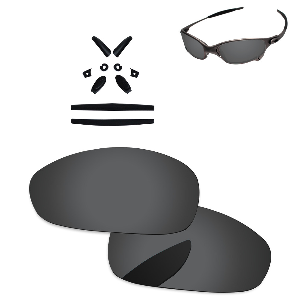 a1658cd519 PapaViva Replacement Lenses and Rubber Kit for Authentic Juliet Sunglasses  Frame Multiple Options-in Accessories from Apparel Accessories on  Aliexpress.com ...