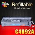 4092a 4092 92а совместимый картридж C4092A для HP 1100 1100a 1100 se 1100xi 1100a xi 3200 3200se 3200ase 3200 м принтеры