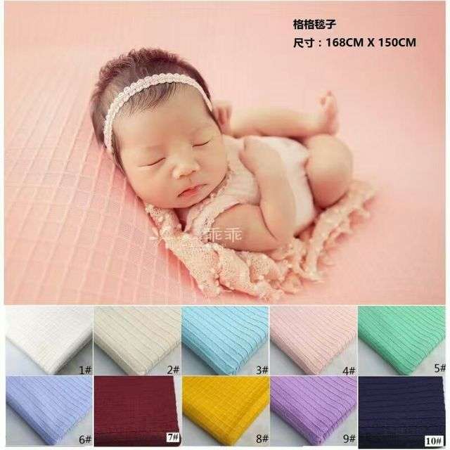 Backdrop photpgraphy prop newborn baby blanket photography props bean bag cover posing fabric backdrop background
