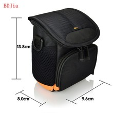 Digital Camera Bag for Nikon J5 J4 J3 J2 V3 V2 V1 P7800 P7700 P7100 P340 P330 P310 With Strap and Logo,Free Shipping