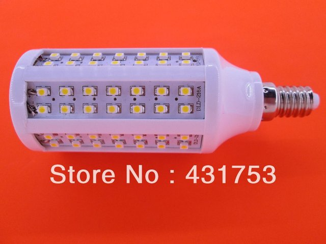 1pcs E14 200V-240V/AC LED Bulb lamp 9W 12W 15W 25W  Warm white and cold white  Corn light (Free delivery/warranty 2 years)