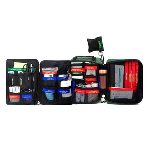 Image 5 - Handy First Aid Kit Bag Lightweight Emergency Medical Rescue Bags For Home Outdoors Car Travel School Hiking Survival
