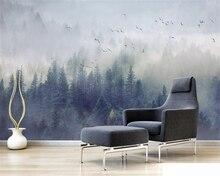 3 d custom wall paper nostalgic retro graffiti beauty bar KTV background wall The sitting room room photo wallpaper цена 2017