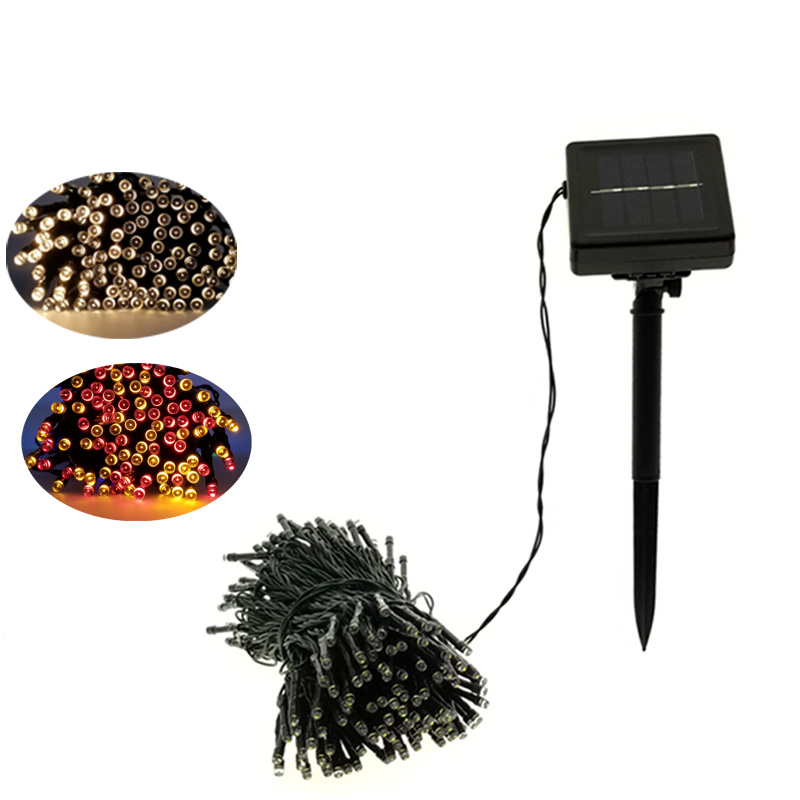 Solar Lights for Garden Decoration Fairy Lights LED String 7M 12M 22M Lampada Solar Lawn ...