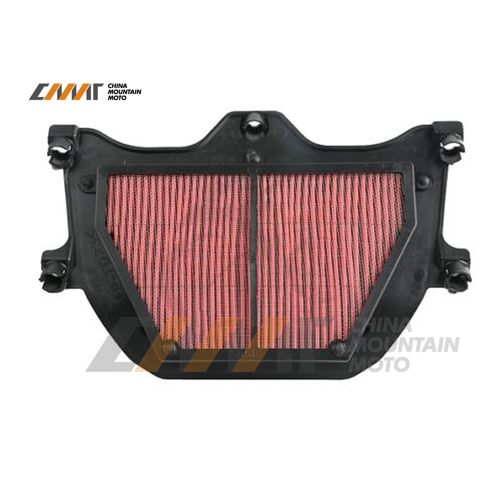 Air Filter With Air Flow Restrictor Case For Yamaha YZF R6 2006-2007 06 07