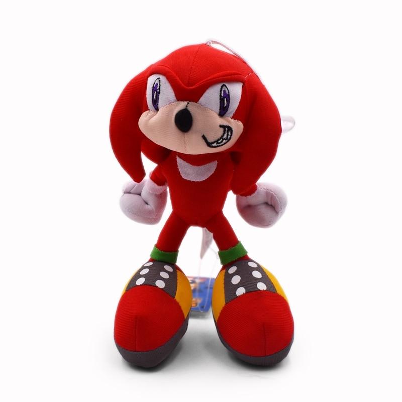 19cm Sonic Cartoon Anime Plush Toys For Children Stuffed Pel…