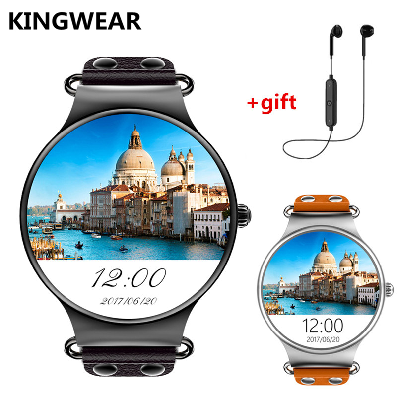DEHWSG 2018 KW98 Smart Watch Android 5.1 3G WIFI GPS Watch Smartwatch FOR iOS Android PK men life waterproof Phone Smart watch цена 2017