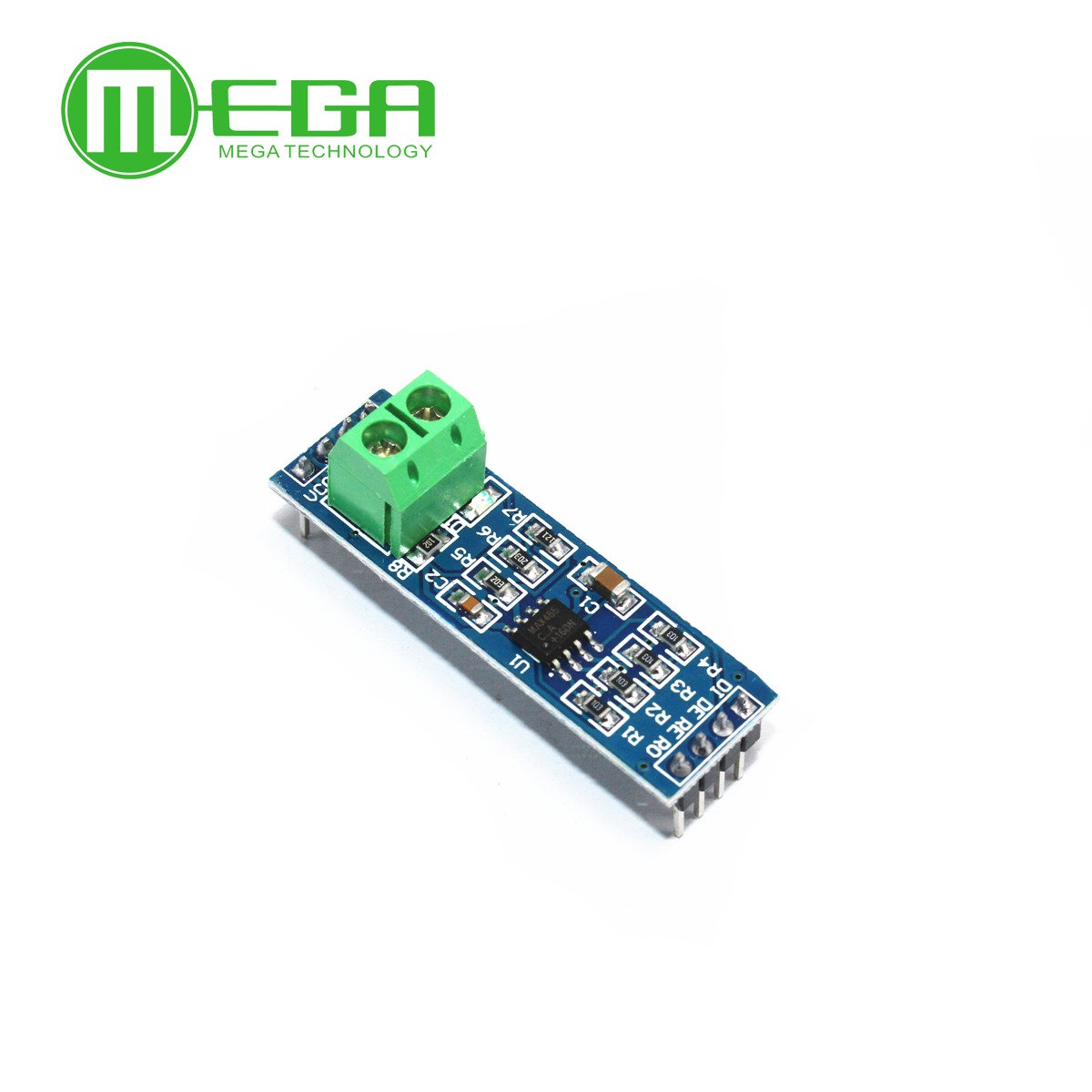 10PCS MAX485 Module RS485 Module TTL Turn RS - 485 Module MCU Development Accessories