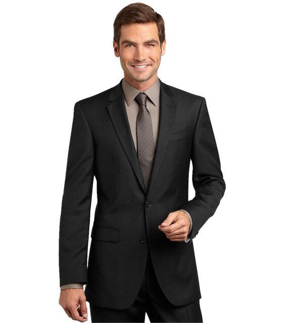 Cool Style Notch Lapel Tuxedos Two Piece Suit Fancy Suit Two Buttons