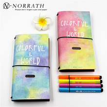 NORRATH Kawaii Stationery Cute Notebook Planner Notepad Diary Book Journal Record Office School Supplies For Kids Gifts