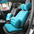 Inflatable Car Lumbar support cushion Seat Cover back support neck support back Headrest seat cushion Portable for chair sofa