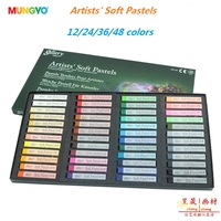 Painting Crayons New Soft Pastel 24 32 48 12 Colors Set Art Drawing Set Chalk Hair