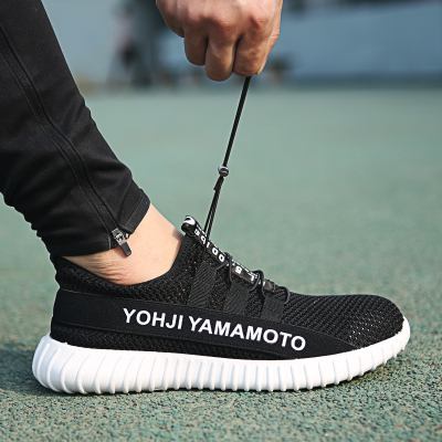 2018- new- Comfortable- breathable- safety- shoes- men -s- Lightweight -summer- anti- smashing- piercing- work -sandals- Single- mesh (10)