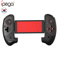 iPEGA PG 9083 Retractable Wireless Bluetooth Game Controller Gamepad Game Joystick for Android/ Nintendo Switch / Win 7/ 8/10